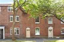 3 bed Terraced home for sale in St. Pancras, Chichester...