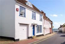 5 bedroom End of Terrace property for sale in South Street, Emsworth...