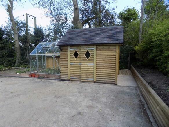 Workshop/Greenhouse