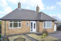 Detached Bungalow in Ladderedge, Leek...
