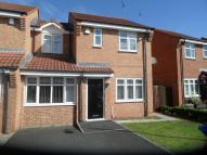 3 bedroom semi detached house for sale in Blackthorn Drive, Blyth...
