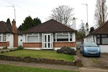 Carpenders Detached Bungalow for sale