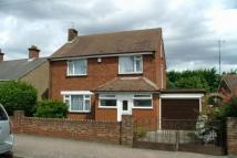 Detached house in Ethelbert Road, Faversham