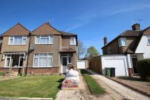 semi detached house in Fairhaven Road, Redhill...