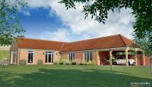 4 bedroom Detached Bungalow in Mill Close, NR14