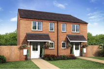 2 bed new property for sale in Lowfield Lane, Gnosall...