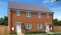 3 bed new home in Lowfield Lane, Gnosall...