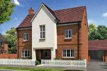 4 bed new home for sale in Winchester Road Fair Oak...