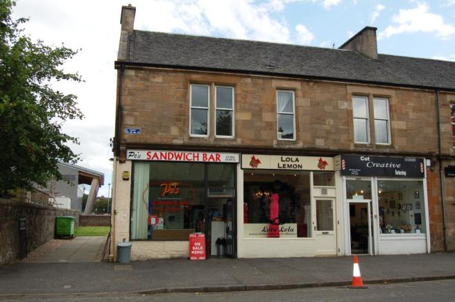 Commercial Property For Sale Falkirk