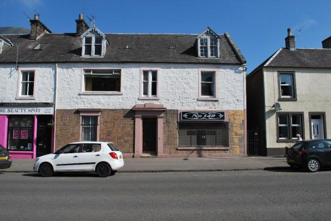 Property For Sale In Alva Clackmannanshire