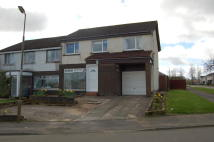 5 bedroom semi detached home in 26 Hazel Road, Banknock...