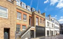 4 bed Terraced property in Weymouth Mews, London...
