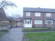 3 bedroom semi detached home in Sandacre Road, Baguley...
