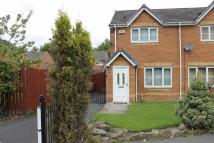 2 bedroom semi detached home to rent in Appleford Avenue...