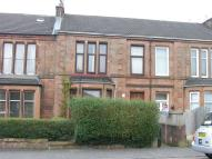Terraced house in Springboig Road, Glasgow