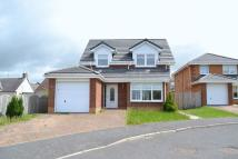 Detached home in Glenview Court, Larkhall