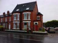 Flat in Hungerford Road, Crewe...