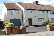 3 bed semi detached property in Rayleigh Road, Hutton...