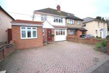 4 bed semi detached home in Brentwood Road, Ingrave...