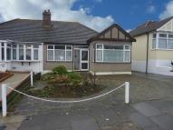 3 bedroom Semi-Detached Bungalow to rent in David Drive, Romford, RM3