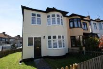 Great Gardens Road semi detached property to rent