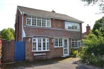 Detached house for sale in Wilkinson Road, Foston