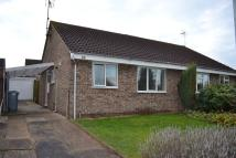 Semi-Detached Bungalow to rent in Second Avenue, Grantham