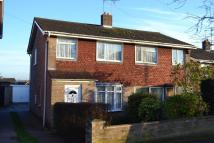 semi detached property to rent in Goodliffe Road, Grantham