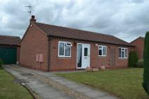 Leicester Grove Detached Bungalow to rent