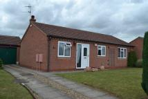 3 bed Detached Bungalow in Leicester Grove, Grantham