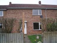Terraced property in Redmile Walk, Grantham