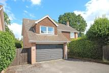 Detached property in New Forest Drive...