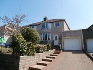 semi detached house to rent in Oakbank Avenue...