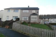 semi detached house in Meadow Road, Whitehaven...