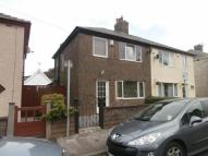 3 bed semi detached property in Douglas Road, Workington...