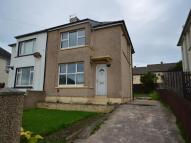 semi detached property in Holden Road, Salterbeck...
