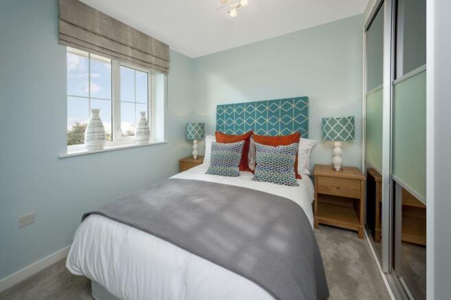 Luxury bedroomm