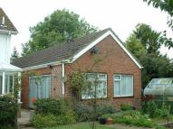 Bungalow in Huntingdon Road, Wyton...