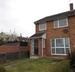 3 bed End of Terrace home to rent in Prospero Way, Hartford...