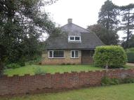 2 bedroom Detached Bungalow in Huntingdon Road...