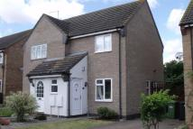 2 bedroom semi detached property in Orchard Close, Warboys...