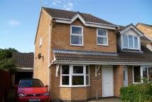 semi detached home to rent in Lake Way, Huntingdon...