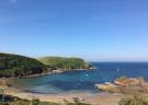 Nearby Hope Cove ...