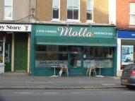 Cafe to rent in Cheriton Road...