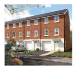 3 bed new development in Chiltern Road Stanion...