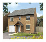 4 bed new house for sale in Chiltern Road Stanion...