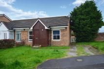 Semi-Detached Bungalow in 1 Glengavel Crescent...