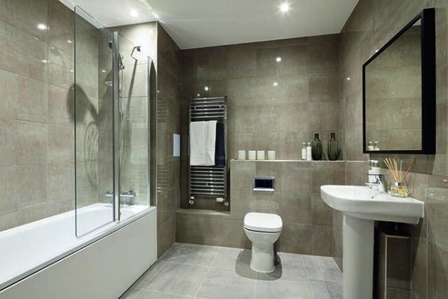 Typical Interior