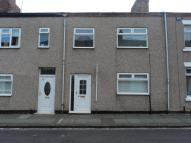 Terraced property in Zetland Street Darlington
