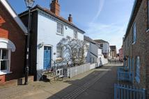 3 bedroom Cottage in Aldeburgh
